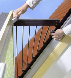 Dachfenster Mit Balkon Austritt : der mini balkon zum ausklappen ~ Indierocktalk.com Haus und Dekorationen