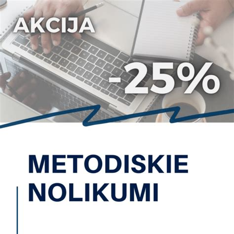 25% atlaide visiem metodiskajiem nolikumiem! | EIROVEST
