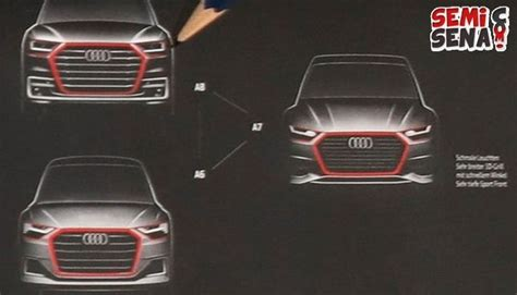 Gambar Mobil Gambar Mobilaudi A8 L by Audi A6 A7 Dan A8 Bakal Usung Desain Muka Baru