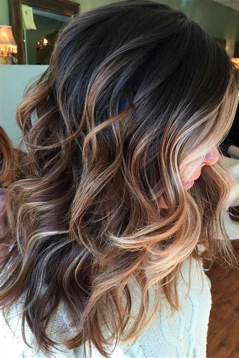 marvelous ideas   caramel hair color brown blonde