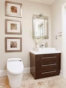 Como decorar un baño pequeño con estilo moderno Mujeres Femeninas