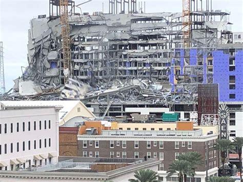 hard rock hotel  orleans construction site