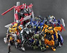 Transformers 3 Roadbus...