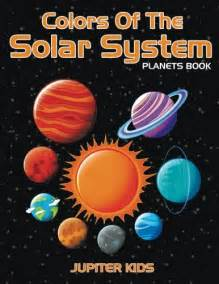 Solar System Planet Colors