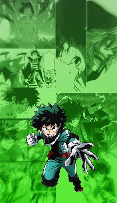 Deku Wallpapers Backgrounds Anime Mha Phone Wallpaperaccess