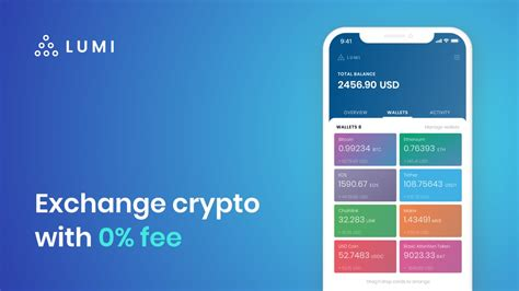 A bitcoin wallet is a software program that allows bitcoins to be stored. Exchange Crypto with 0% Fees in Lumi Wallet - Crypto Edge