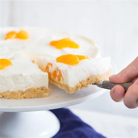 wenn mandarinen zum star deiner philadelphia torte werden