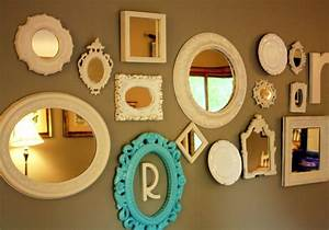 Mirror Sets Wall Decor : The Beauty Of Mirror Wall Décor