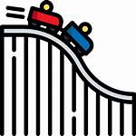 Coaster Roller Icon Icons Svg Flaticon Selection