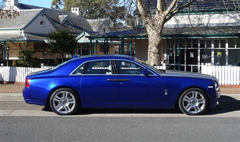 Review Rolls Royce Ghost by 2015 Rolls Royce Ghost Sii Review Photos Caradvice