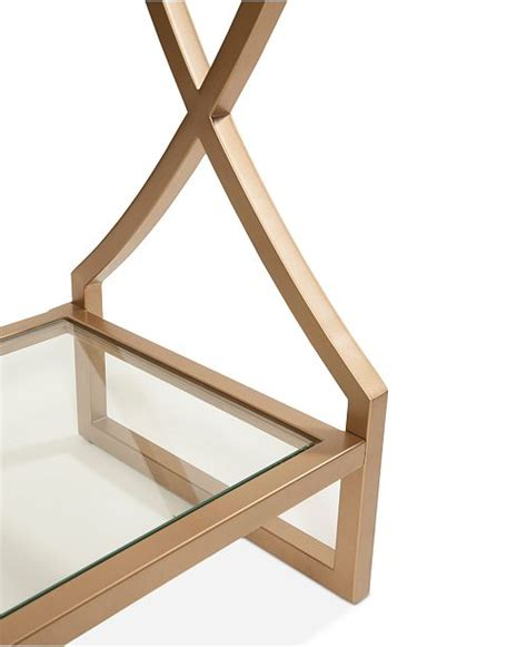 Aiden Etagere by Furniture Aiden Etagere Reviews Furniture Macy S
