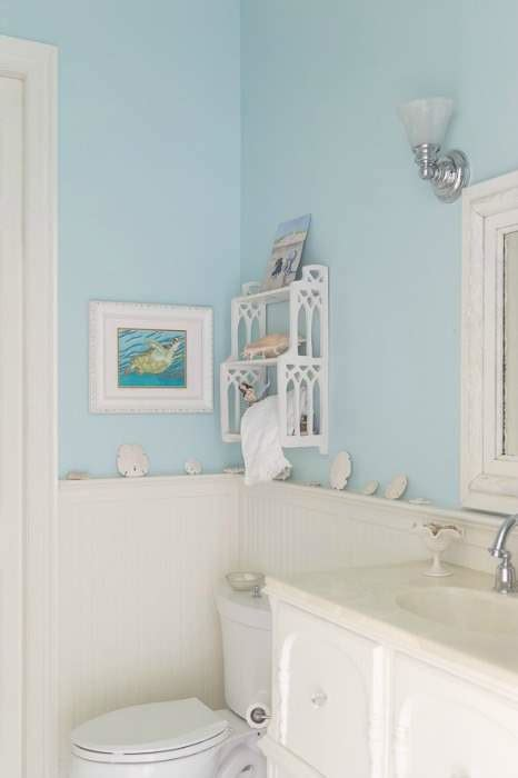 green with decor beautiful blue paint colors to get a costal look in the bathroom