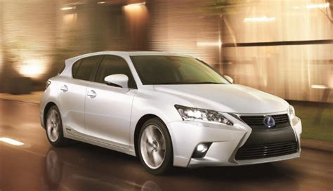 lexus cth facelift colors release date redesign
