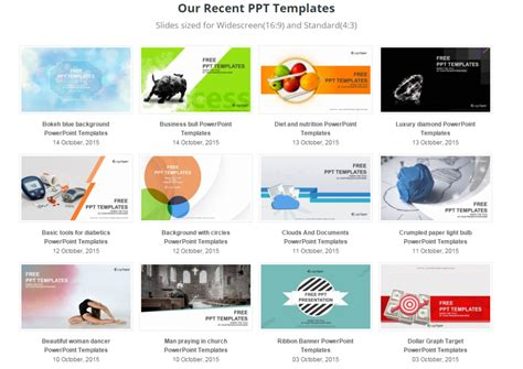 great resources  find great powerpoint templates