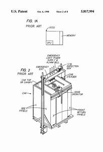 Patent Us5817994 - Remote Fail-safe Control For Elevator