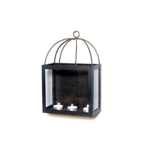 applique murale metal verre lanterne photophore achat vente applique exterieure pas cher