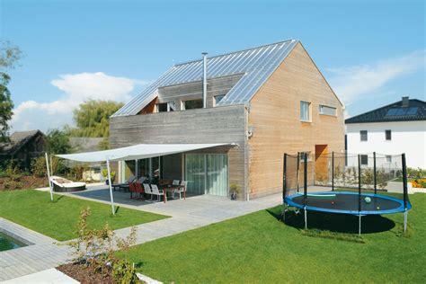 Wohnung Mit Garten Oberösterreich by Sch 246 Nes M Haus Mit Holzfassade In Ober 246 Sterreich Holzbau