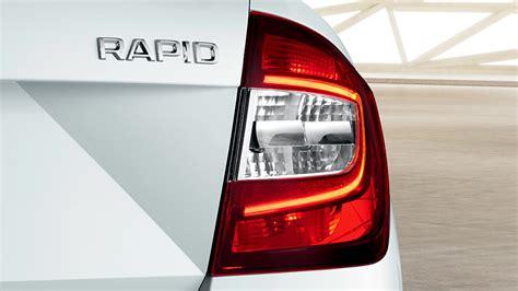 Škoda Rapid  Дизайн Škoda