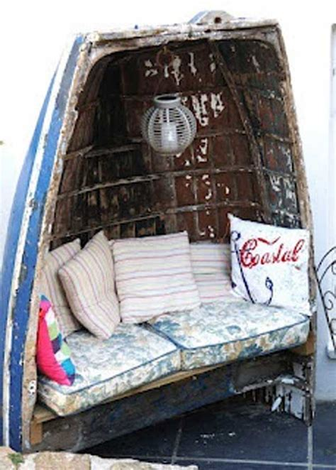 clever ideas  reuse boats amazing diy interior