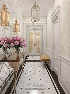 White, Hallway, Design, Ideas, Pictures, From, 2015, -, Olga, U2019s, Studio