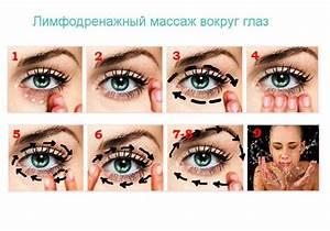 Самомассаж для глаз от морщин