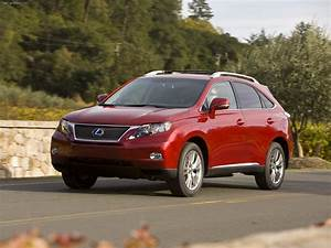 Lexus RX 450h 2010 Picture 14 Of 110