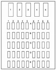 Buick Park Avenue  1994   U2013 Fuse Box Diagram