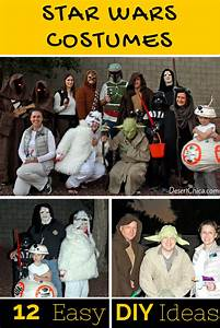 Star Wars Diy : diy star wars costume ideas desert chica ~ Orissabook.com Haus und Dekorationen