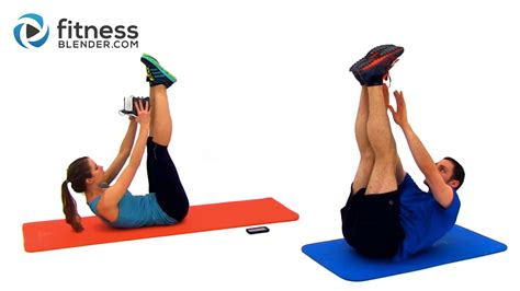 kettlebell workout abs tabata obliques training minute fitnessblender fitness blender