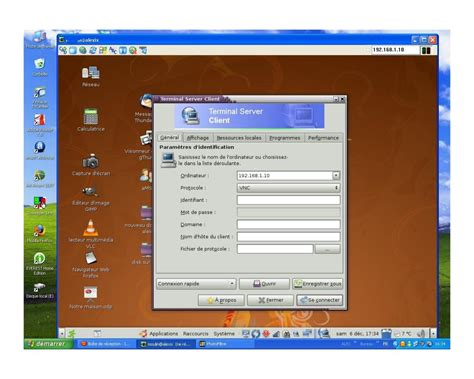 controle bureau a distance controle a distance windows linux