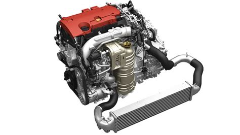New Civic Type R Engine by Honda Reveals Three New Turbo Vtec Engines Including