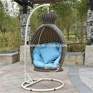 Fauteuil Jardin Suspendu : 2016 en plein air en rotin suspendus chaise d 39 oeufs meubles pe rotin fauteuil suspendu jardin ~ Teatrodelosmanantiales.com Idées de Décoration