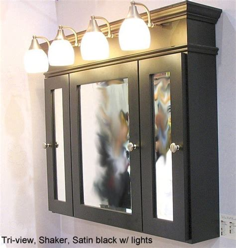 black bathroom medicine cabinet home furniture design