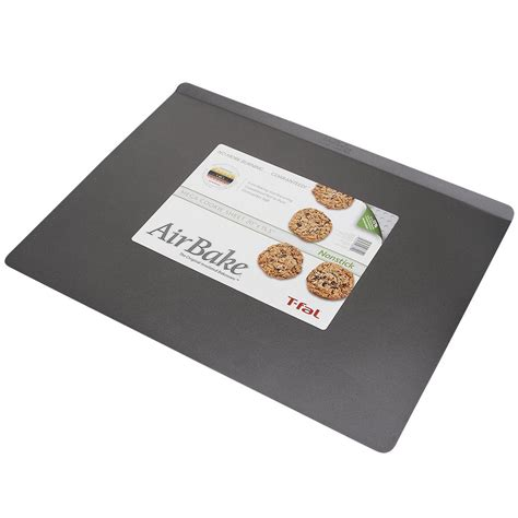 cookie sheet airbake stick non mega 5in nonstick amazon sheets baking kitchen bakeware aluminum dining pack natural rust policy metal