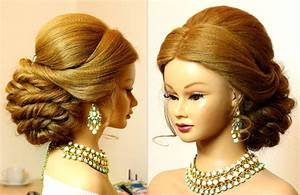 Updo Hairstyle For Prom Bridal Prom Updo Hairstyle For