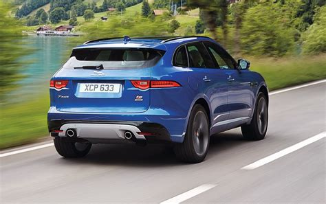 2016 Jaguar Fpace Pricing And Specifications $74,340