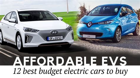 Electric Car Reviews by 12 Cheapest Electric Cars On Sale In 2017 Review Of