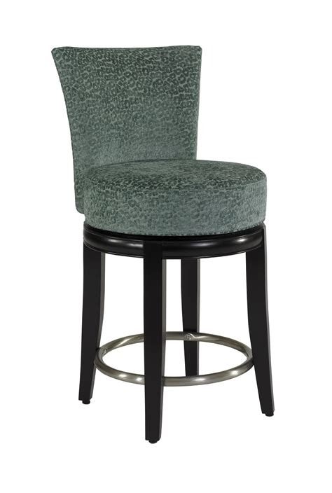Isaac Swivel Chair Brown by Fresh Isaac Swivel Counter Stool Brown 14263