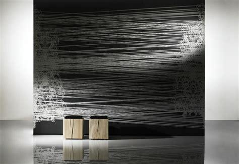 renovation canapé cuir papier peint noir 40 idées pour un design mural