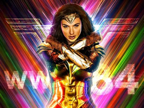 Wonder Woman 1984 Releasing On HBO Max & In Theaters On ...