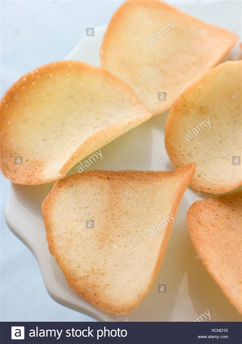 Biscuit Tuile tuile biscuit stock photos tuile biscuit stock images