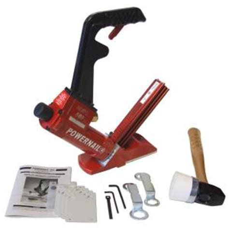 powernail 18 gauge pneumatic hardwood flooring cleat