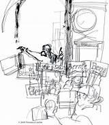 Rally Drawing Getdrawings Political Drawings sketch template