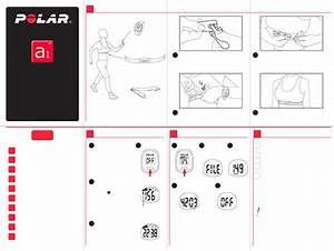 Polar Heart Rate Monitor A1 User Guide