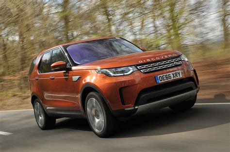 Land Rover Discovery Review (2018)  Autocar