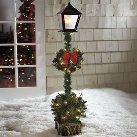 lamp post images  pinterest christmas