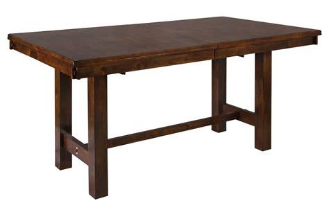 gathering dining tables kona solid wood gathering table at gardner white 1200