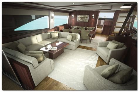 viking yacht interior yacht charter superyacht news