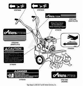 Ariens 902018  000101