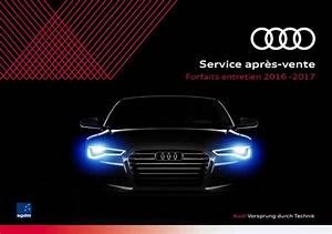 Huile Long Life Audi : calam o nouveaux forfaits entretien audi guadeloupe ~ Voncanada.com Idées de Décoration